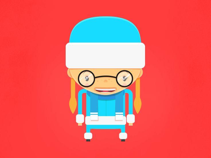 vector character cartoon art, cartoon, celebration, character, christmas, claus, vector character cartoon art, cute, december, decoration, deer, festive, gift, greeting, happy, holiday, illustration, invitation, party