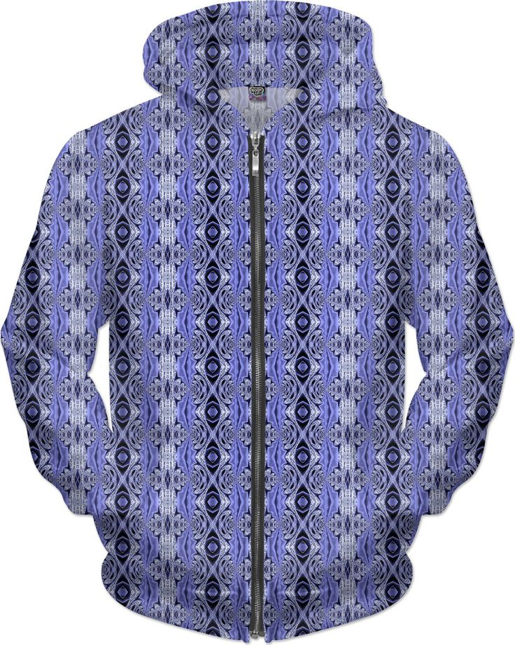 Bejewelled Sapphire Hoodie by Terrella and other items featuring this design are available at https://www.rageon.com/products/bejewelled-sapphire?aff=BSDc on RageOn!
