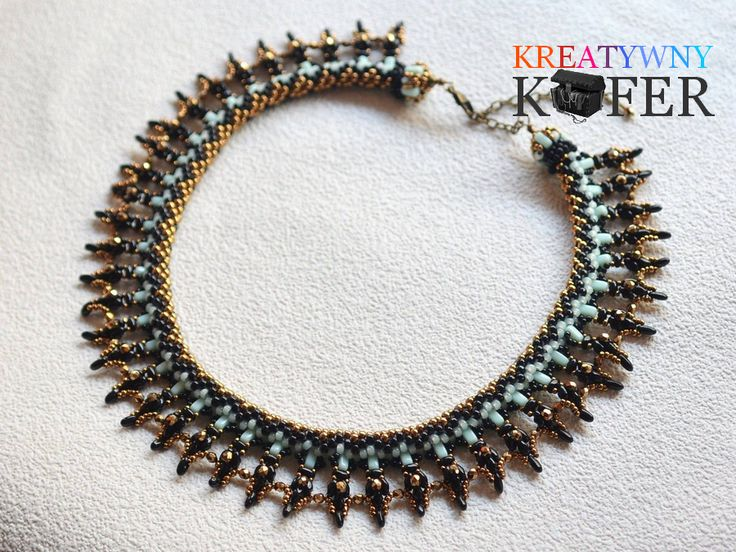 Wyzwanie Wyjątkowe kobiety - Kleopatra   Kreatywny Kufer http://koralikowaweraph.blogspot.com/
