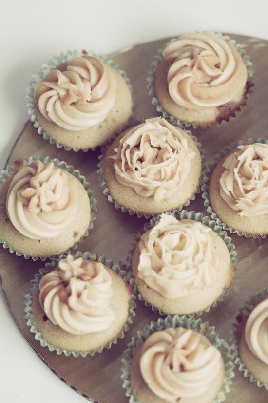 Salted Caramel Cupcakes Recipe - Tenacity Solution