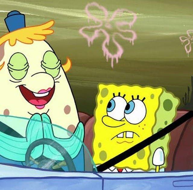 21 Gambar Spongebob Patah Hati Di 2020 Spongebob Gambar Patah