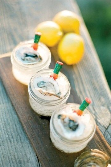41 Easy Things to Do with Mason Jars, a lot of these are generic ideas you have seen, but there are some genius ones thrown in there.