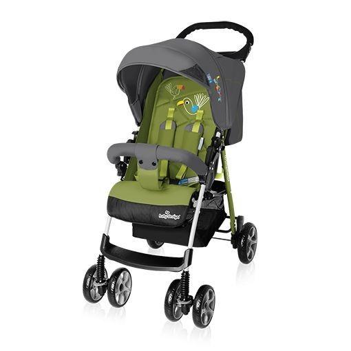 Baby Design Mini babakocsi lábzsákkal - 2016 04 Green - Zsebi Babaáruház - Babakocsik, bababútorok, autósülések, etetőszékek - Széles választék, kedvező árak