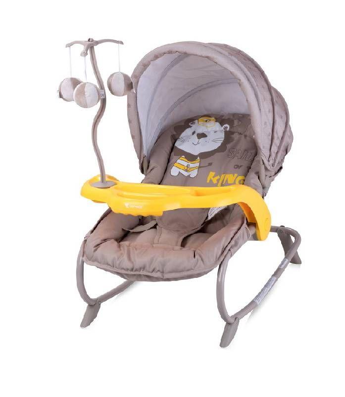 Кресло-качалка Lorelli dream time beige lion  Цена: 44 BTN  Артикул: 10110061711  Детский шезлонг с игрушками для малышей от рождения до 9 месяцев (или весом до 9 кг) идеально подходит для отдыха и игр Вашего крохи.  Подробнее о товаре на нашем сайте: https://prokids.pro/catalog/detskaya_mebel/kresla_kachalki_shezlongi/kreslo_kachalka_lorelli_dream_time_beige_lion/