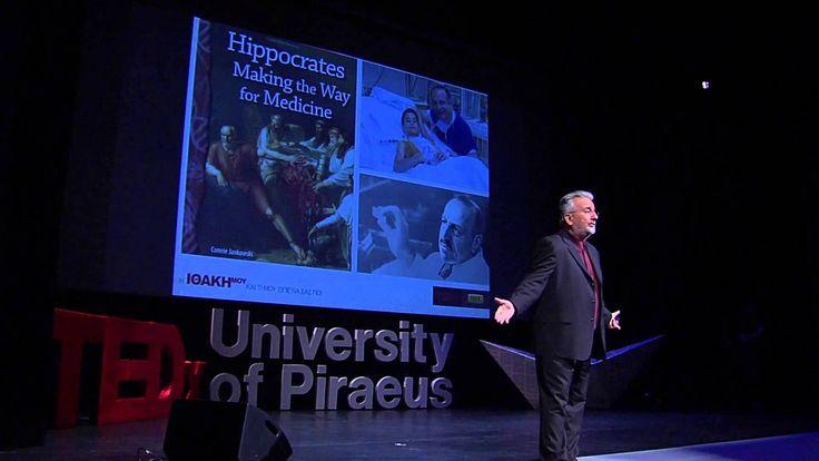 MY Ithaca - Secrets and Lessons: Yiannis Kalogerakis at TEDxUniversityof...