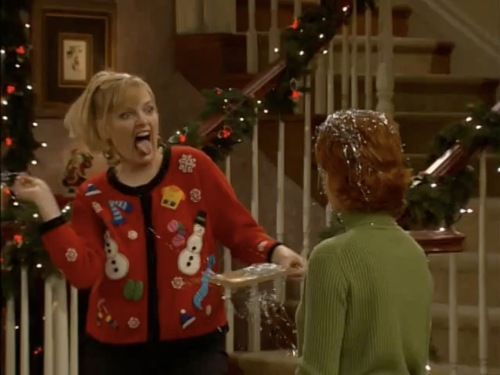 """Reba"" (2002) - Episode: Cookies for Santa 