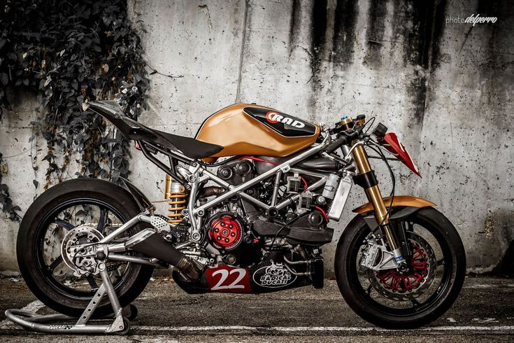Ducati 1198 SP Custom by Radical Ducati