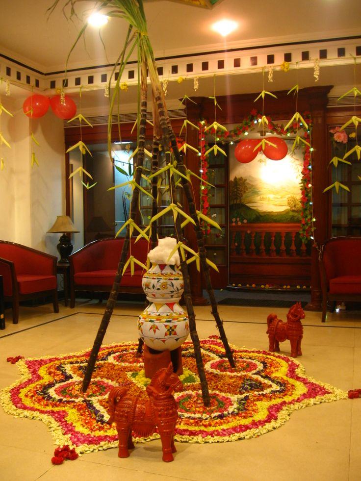 pongal harvest festival of TAMILNADU #MyStateWithJaypore