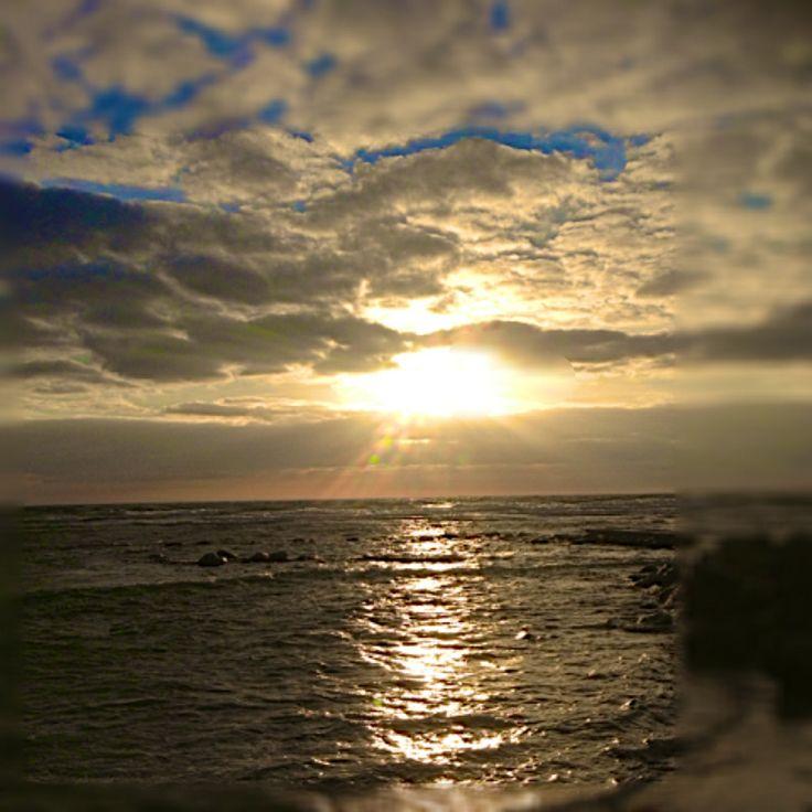 Arnager strand, Bornholm