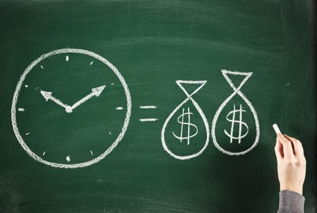Improving Your Personal Happiness with Time Value of Money Formulas: There are two time value money formulas that can help you make better, more informed financial decisions by prioritizing your personal happiness.