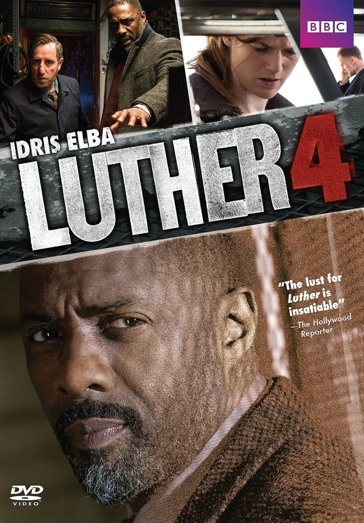 Luther - season 4 // Pitted against his most chilling adversary yet, Luther is haunted by past ghosts and hellbent on revenge as the Serious Crime Unit faces its most challenging psychological duel to date. There is no question he will come close to the edge, but will he finally go over?