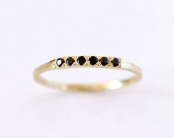 Eternity Ring with Champagne Diamonds Diamond Eternity by artemer