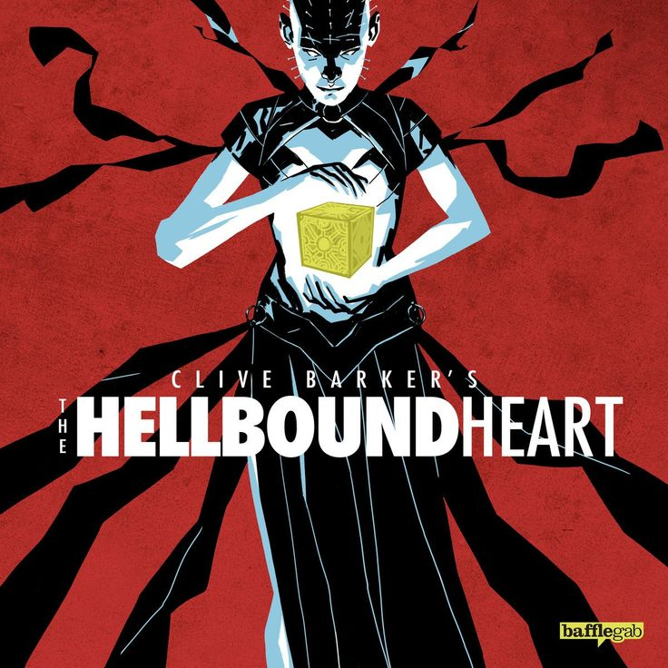 A brand new, full cast audio drama for Hellraiser fans! Before Hellraiser there was The Hellbound Heart, Clive Barker's 1986 novella that soon became the 1