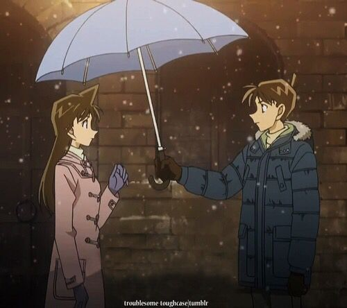 Detective Conan : Shinichi and Ran