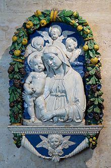 Andrea della Robbia - Wikipedia, the free encyclopedia