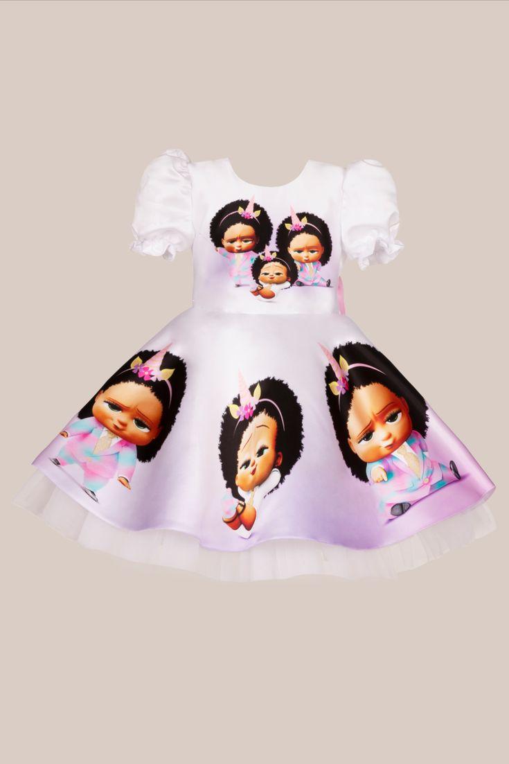 Boss baby girls dress tutu dress for girls princess