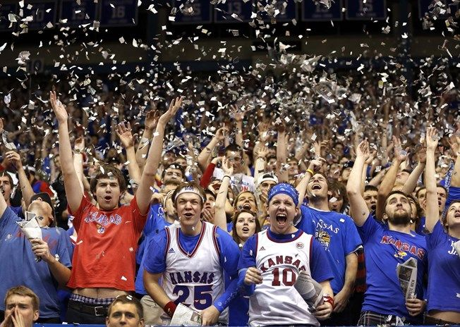 Kansas Men's Basketball Schedule Packs a Punch Once Again