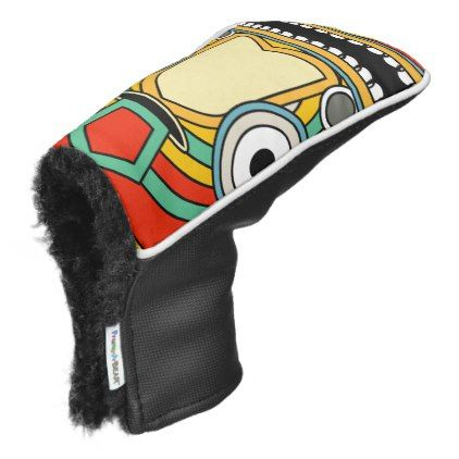 indian tribal golf head cover  $43.13  by tmsarts  - custom gift idea