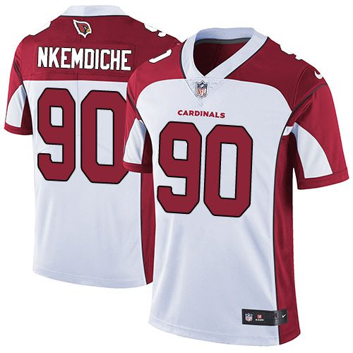 Packers Jordy Nelson jersey Nike Cardinals #90 Robert Nkemdiche White Men's Stitched NFL Vapor Untouchable Limited Jersey Ravens Ray Lewis jersey Bengals Tyler Eifert jersey