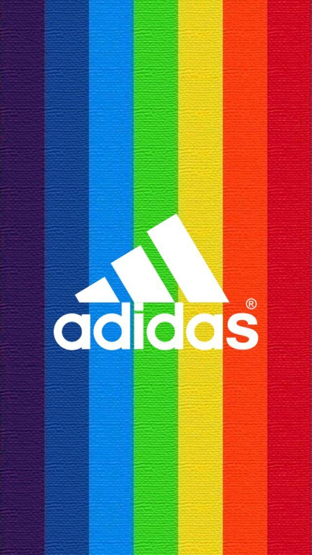 Adidas, logos, logo.   logo icons en 2019   Adidas fondos de