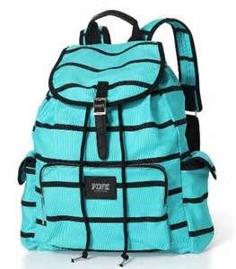 Backpack Mochila Victoria´s Secret Pink