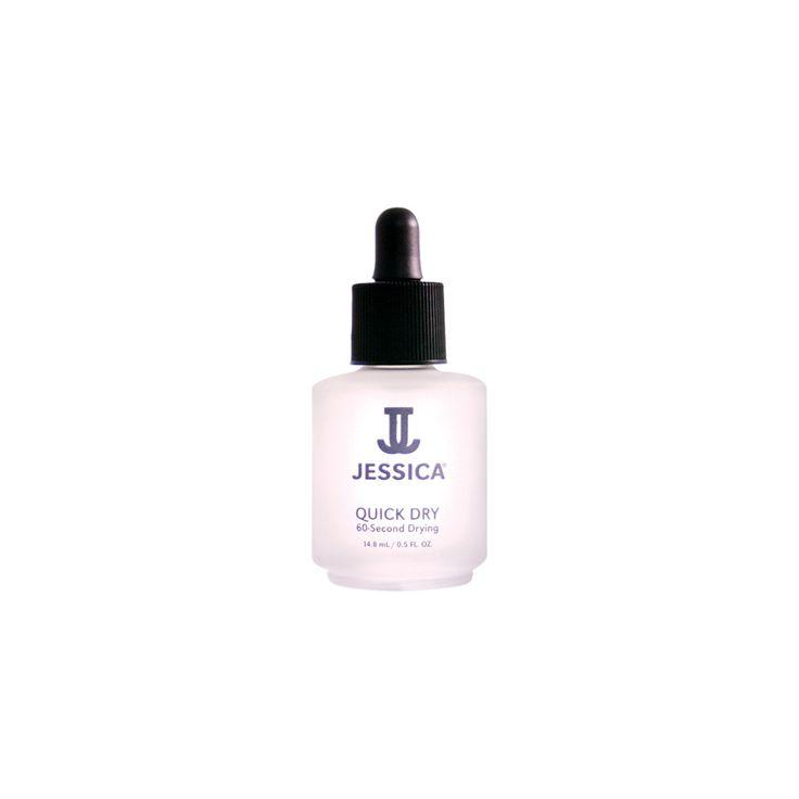 JESSICA COSMETICS - Quick Dry – Protecteur de vernis - Birchbox
