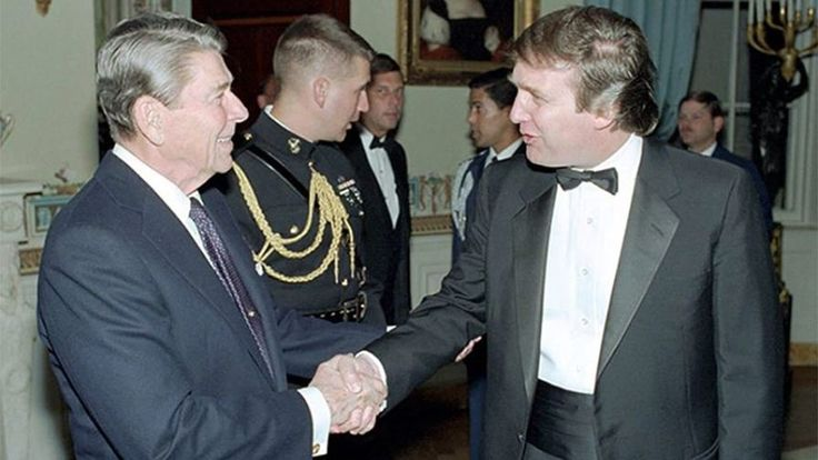 FOX NEWS: Trump and Reagan shared a common goal American greatness