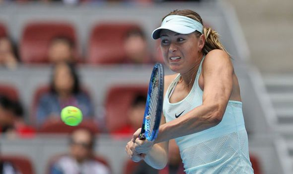 China Open: Maria Sharapova overcomes Ekaterina Makarova to reach third round