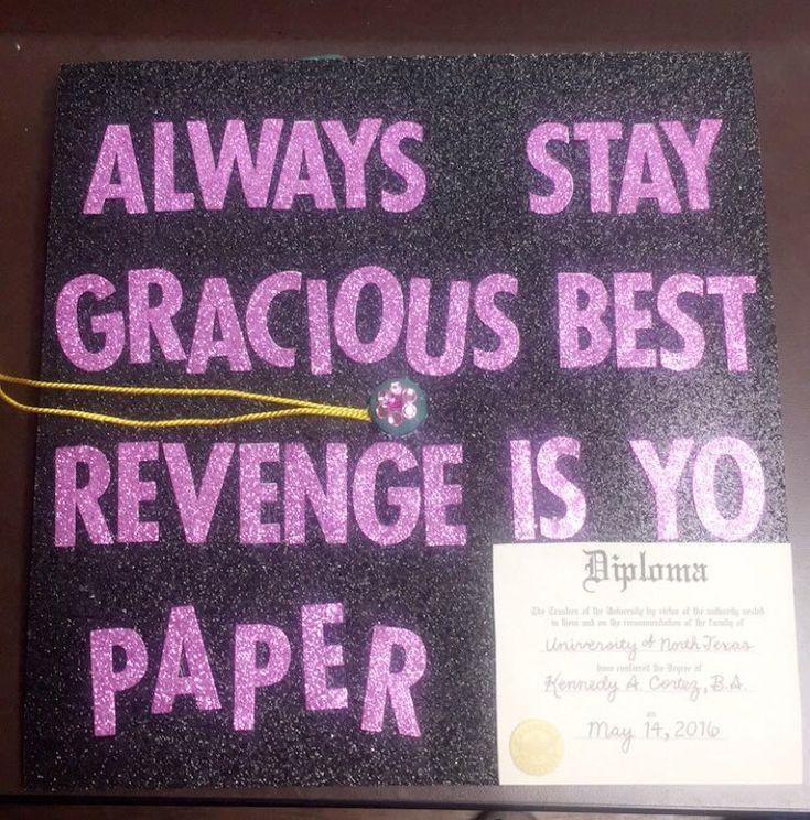 114 best Graduation Cap Ideas images on Pinterest Graduation - unt blackboard