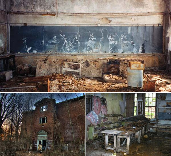 17 Best Images About Abandoned In NJ, NY & PA On Pinterest