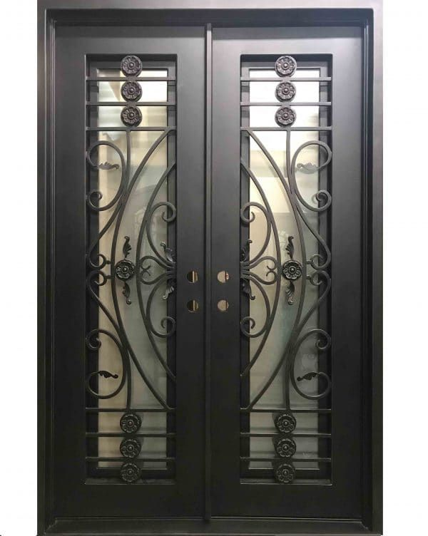 Iron Doors In Stock