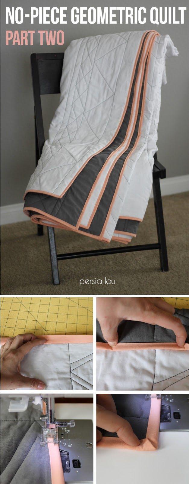 Best 25+ Geometric quilt ideas on Pinterest | Modern quilt ... : piecing quilt batting - Adamdwight.com