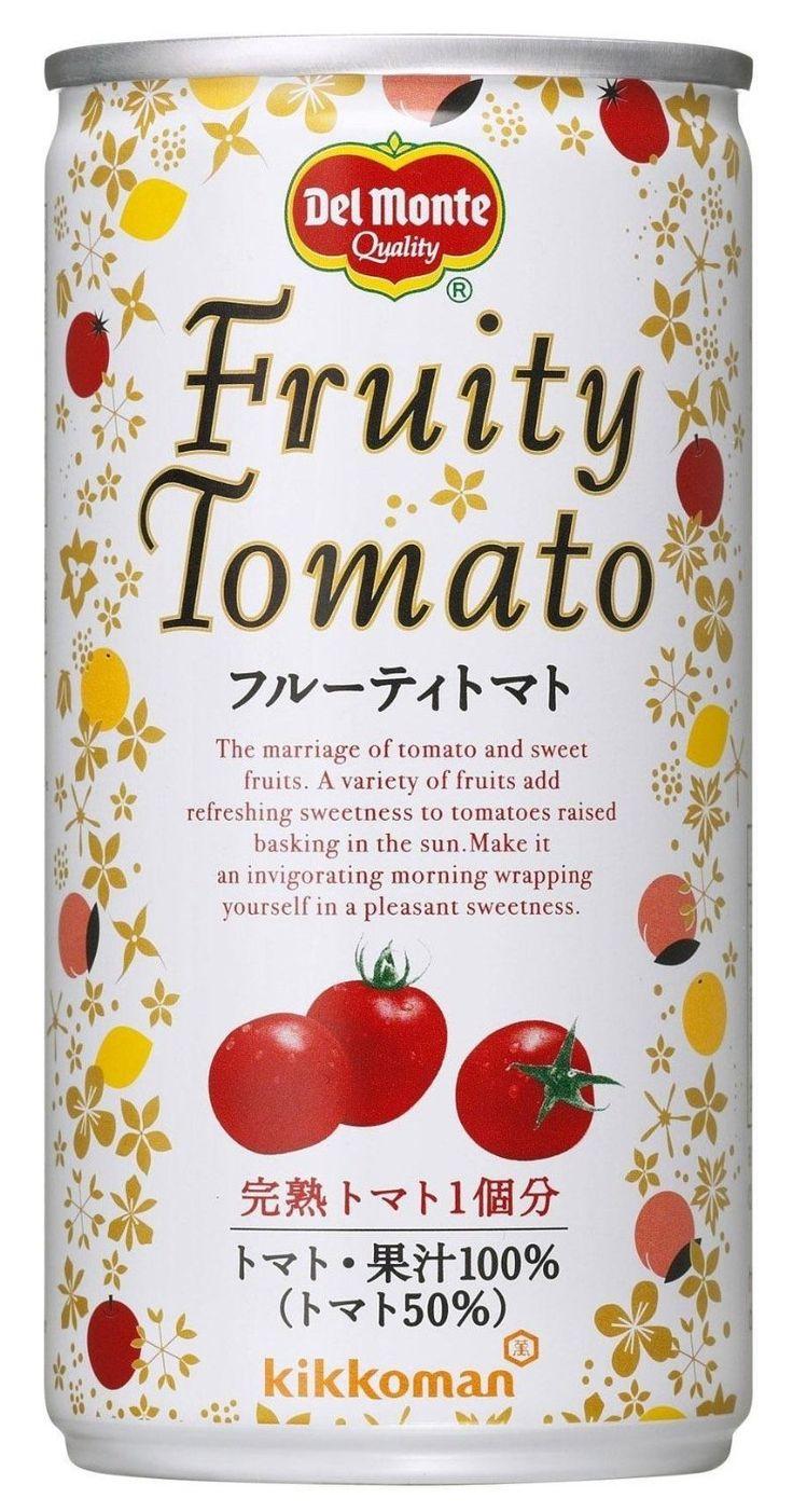 デルモンテ フルーティトマト