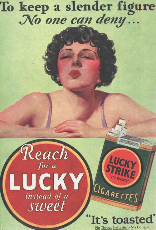13 Healthy Cigarette Ads
