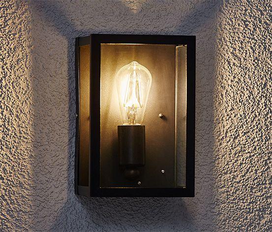 LED-Außenwandleuchte