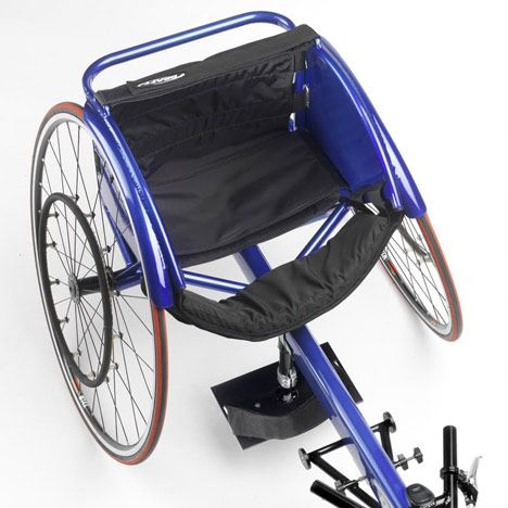 Paralympic Design Draft Mistral Racing Wheelchairs
