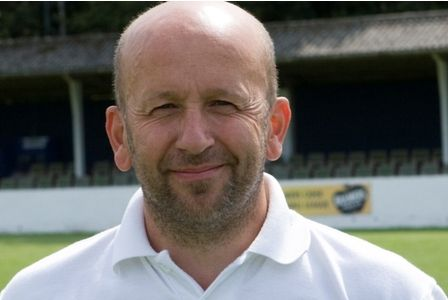 Herne Bay FC manager Simon Halsey reckons his side are on their way to Wembley