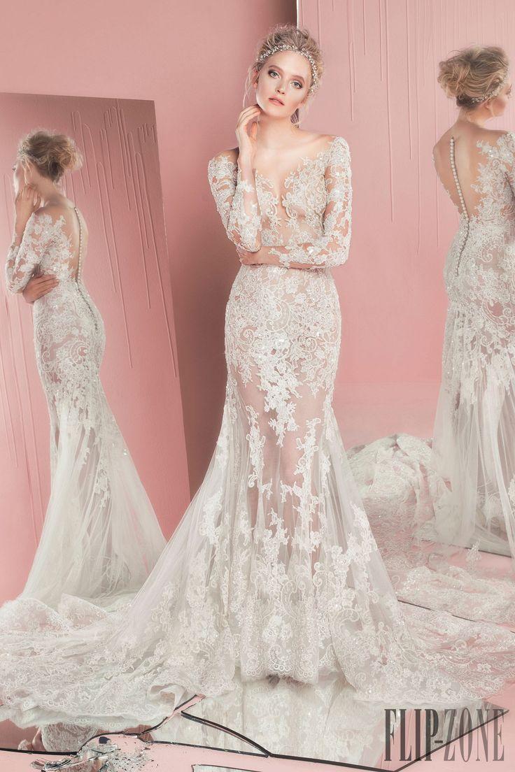 63 best Zuhair Mudar - Wedding Dresses images on Pinterest | Wedding ...