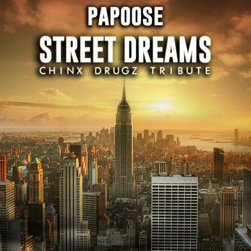 "Papoose (@Papooseonline) - ""Street Dreams"" Freestyle (Chinx Tribute) [Music]- http://getmybuzzup.com/wp-content/uploads/2015/05/papoose.png- http://getmybuzzup.com/papoose-street-dreams-freestyl/- Brooklyn rapper Papoose drops a tribute for the recently murdered rapper Chinx entitled ""Street Dreams."" Enjoy this audio stream below after the jump. Follow me: Getmybuzzup on Twitter 