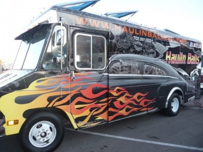 24 best truck wraps images on pinterest for Cool food truck designs