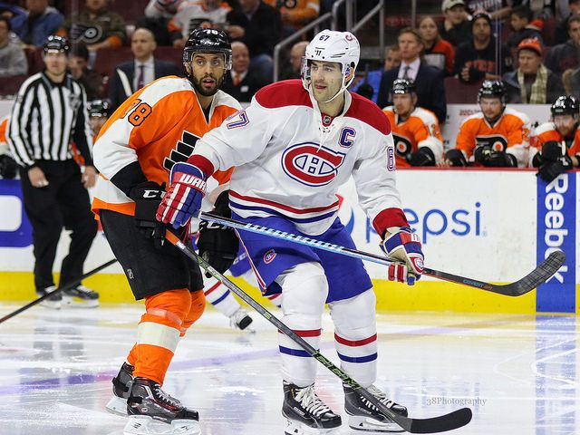 Max Pacioretty Injured by Puck to Head Tuesday - http://thehockeywriters.com/max-pacioretty-injured-by-puck-to-head-tuesday/