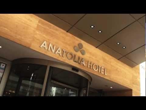 ▶ Anatolia Hotels Thessaloniki - YouTube