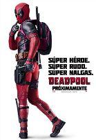 """Deadpool  Sinopsis  Basada en el antihéroe menos convencional de Marvel Comics, DEADPOOL cuenta la historia del origen del exagente de las Fuerzas Especiales convertido en mercenario Wade Wilson, quien después de estar sometido a un experimento no autorizado que lo deja con poderes de sanación acelerados, adopta el álter ego Deadpool. Armado con sus nuevas habilidades y un sentido del humor negro y retorcido, Deadpool caza al hombre que casi destruyó su vida. """"NO ES UNA PELICULA PARA MENORES…"""