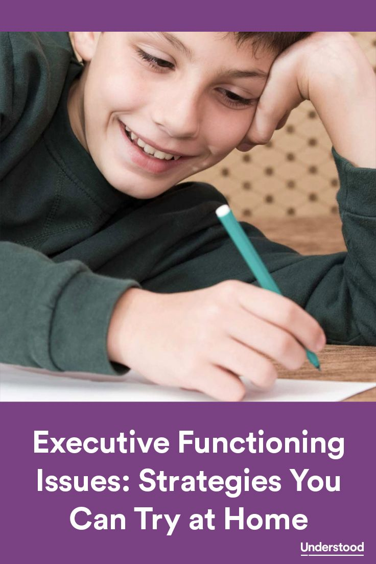 Parenting a child with executive functioning issues can have its challenges. But there are specific strategies and tools that could make everyday life easier for you and your child.