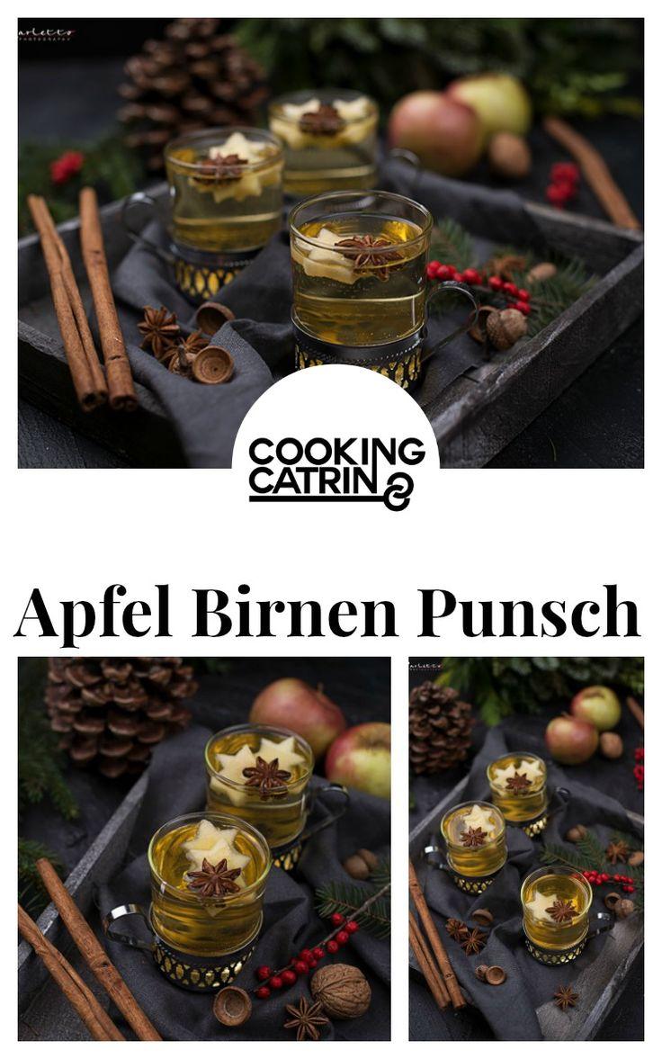 Apfel Birnen Punsch,Punsch,Glühmost,Apfelmost,Weihnachtsgetränke,Adventsgetränke,Heiße Getränke, schnell und einfach,apple pear cider,apple cider,hot punch,quick and easy