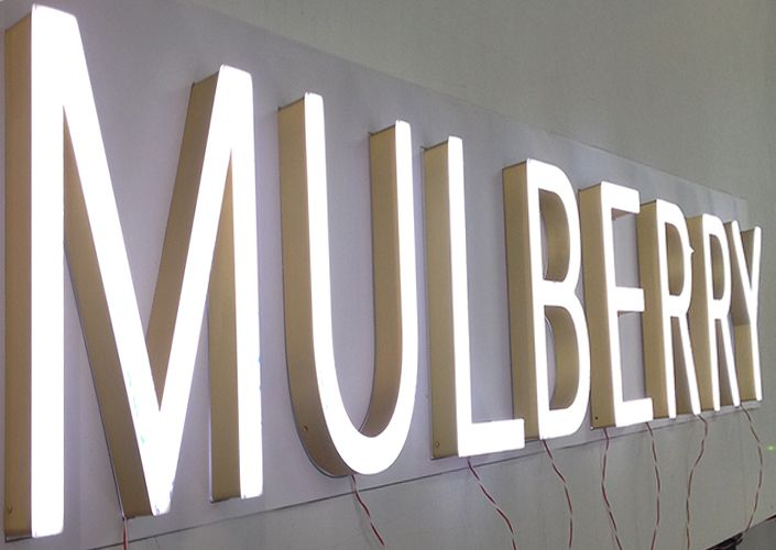 Illuminated logos, LED signs, LED letters, slimline LED signs, LED logos and Neon letter.
