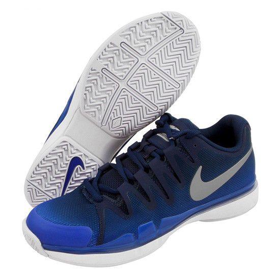 Nike Zoom Vapor 9.5 Tour Men's Tennis Shoes Blue Jeong Hyun Shoe NWT 631458-440 #Nike