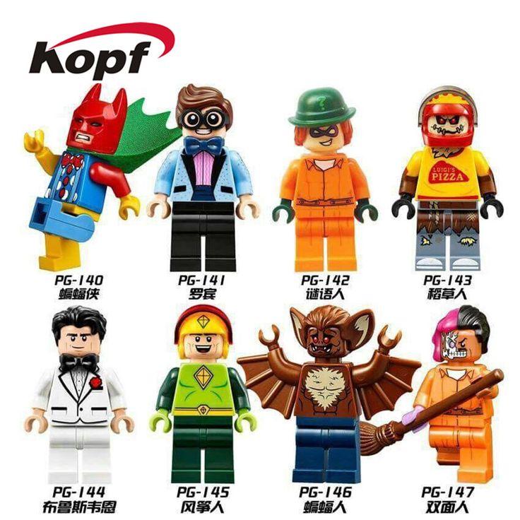 20 piezas bloques de construcción, figuras de acción para niños, juguetes educativos PG146