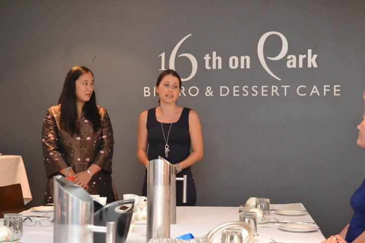 Dikea introducing Tea and Tapas Pairing