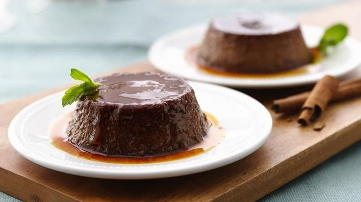 Mexican Chocolate Flan